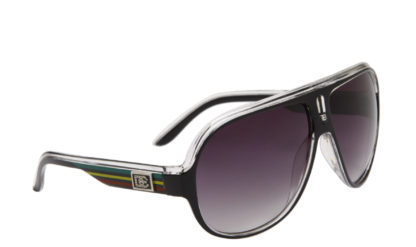 DE Stunnas Sporty Clear Black Red Gold and Green